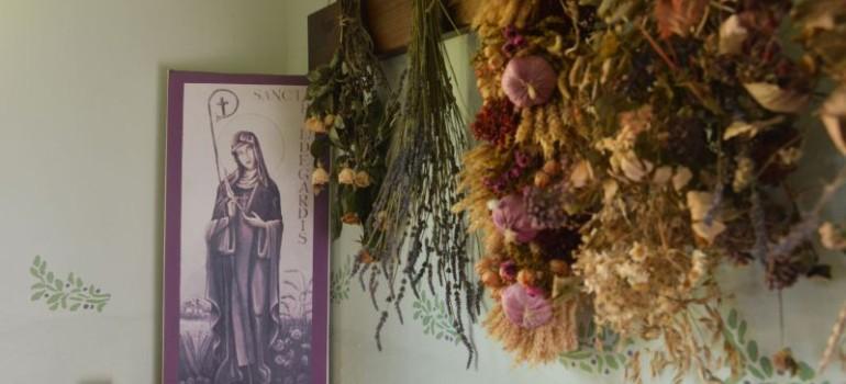 Zdrowie i harmonia wg św.Hildegardy z Bingen