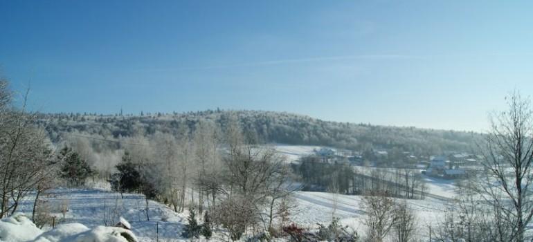 Zima zachwyca w Oazie Zdrowia!