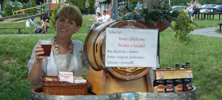 Kwas chlebowy z Oazy Zdrowia – idealny na upalne lato