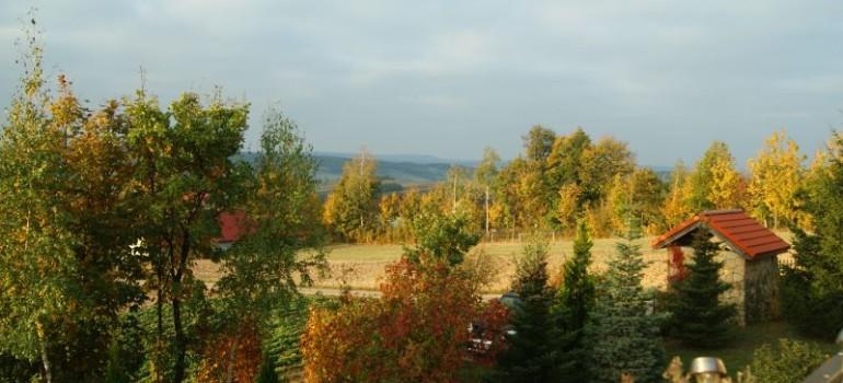Świętokrzyska jesień – ciągle złota i piękna